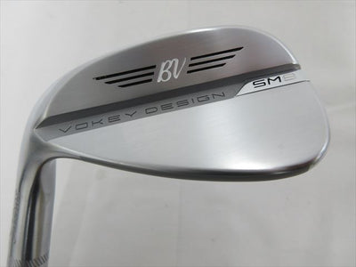 Titleist Wedge Open Box VOKEY SPIN MILLED SM8 Tour Chrome 50 NS PRO 950GH neo