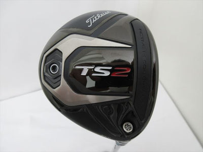 Titleist Fairway TS2 3W 15 Regular Titleist Speeder 519 EVOLUTION