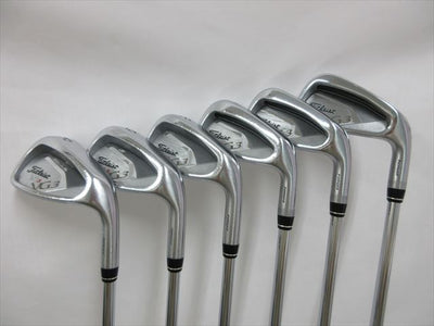 Titleist Iron Set Titleist VG3(2012) Stiff Dynamic Gold