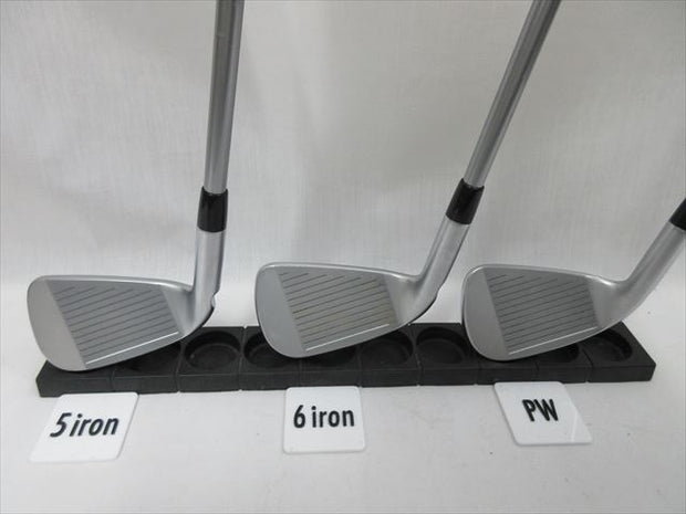 Ping Iron Set i210 Stiff AD-55(6 pieces)(dot color black)