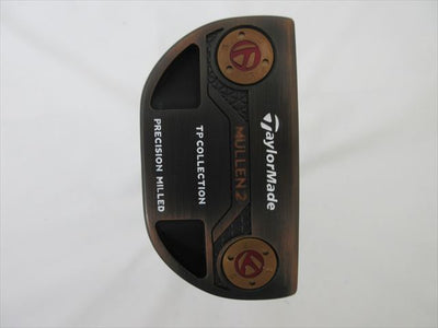 TaylorMade Putter TP COLLECTION BLACK COPPER MULLEN 2 34 inch