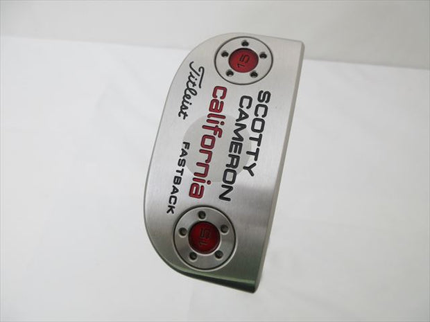 Titleist Putter SCOTTY CAMERON California FASTBACK(2012) 33.5 inch