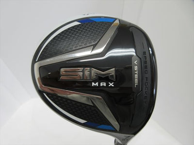 TaylorMade Fairway SIM MAX 7W 21 Flex-SR TENSEI BLUE TM50