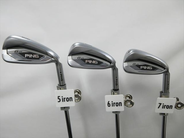 Ping Iron Set G425 Stiff NS PRO 950GH neo (6 pieces)(dot black color)