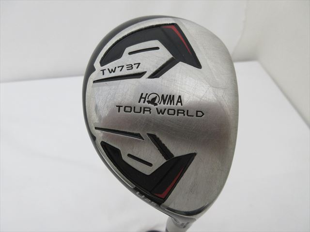 HONMA Hybrid TOUR WORLD TW737 HY 25 One-Flex VIZARD IB-U85
