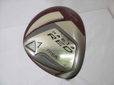 PRGR Fairway iD nabla RED(2015) 7W 22 Regular iD nabla RED(2015)