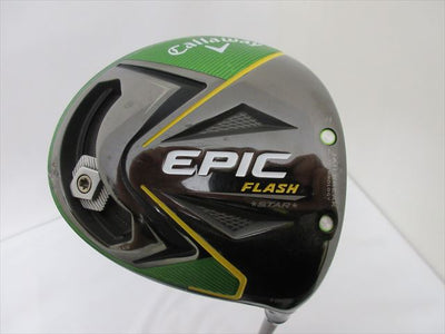 Callaway Driver EPIC FLASH STAR 10.5 Flex-SR Speeder EVOLUTION for CW(DR)
