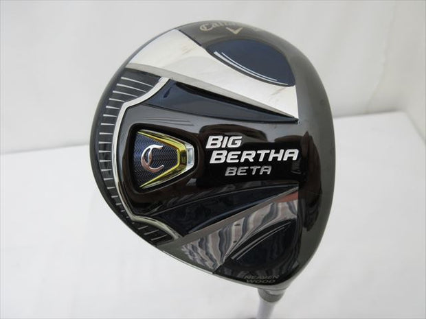 Callaway Fairway BIG BERTHA (2016) BETA heavenwood 20.5 Regular GP for BIG BERTHA(FW)