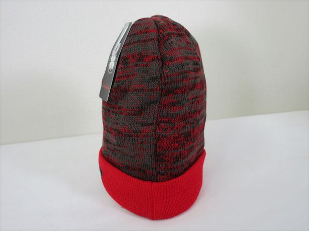 BlackClover Knit Cap GLAZE LUCK #2 Red/Black