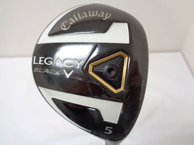 Callaway Fairway Wood LEGACY BLACK(2013)(JP MODEL) 5W SPEED METALIX ZX(Fairway)