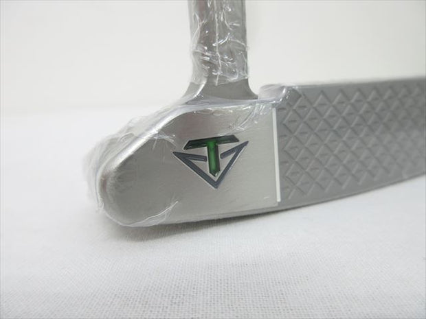 Toulon Putter Head Brand New TOULON DESIGN SAN DIEGO SILVER