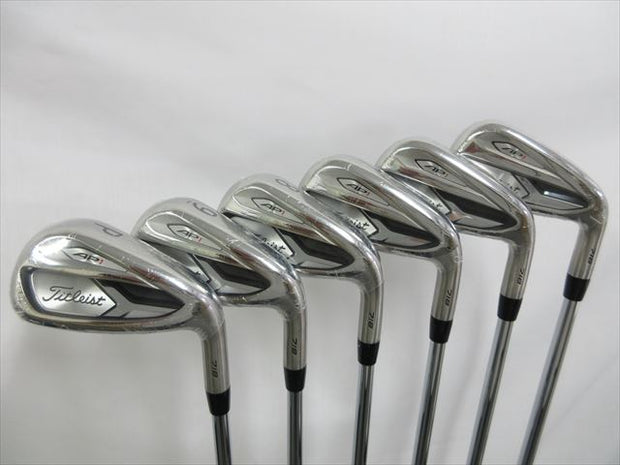 Titleist Iron Set BRAND NEW Titleist AP1 718 Stiff Dynamic Gold S200