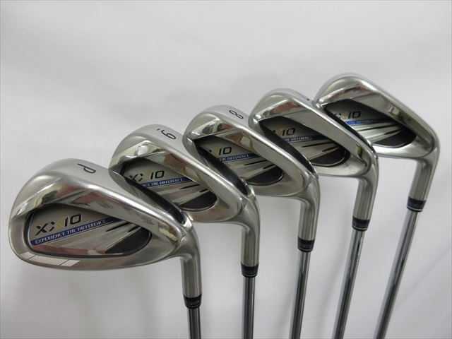 Dunlop Iron Set XXIO -2020 Stiff NS PRO 860GH D.S.T for XXIO