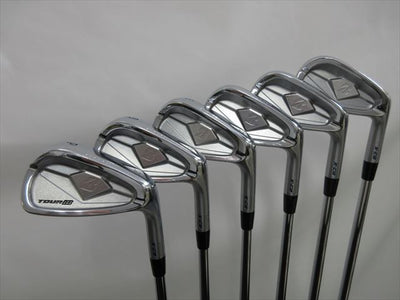 Bridgestone Iron Set TOUR B X-CB(2018) Stiff NS PRO MODUS3 TOUR120 (6 pieces)
