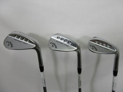 Callaway Wedge Open Box MACK DADDY FORGED(2019) 52&56&60 Dynamic Gold