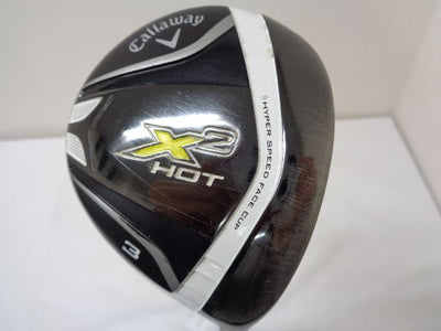 Callaway Fairway Wood X2 HOT X2 HOT(JP MODEL) 5W X2 HOT(Fairway)