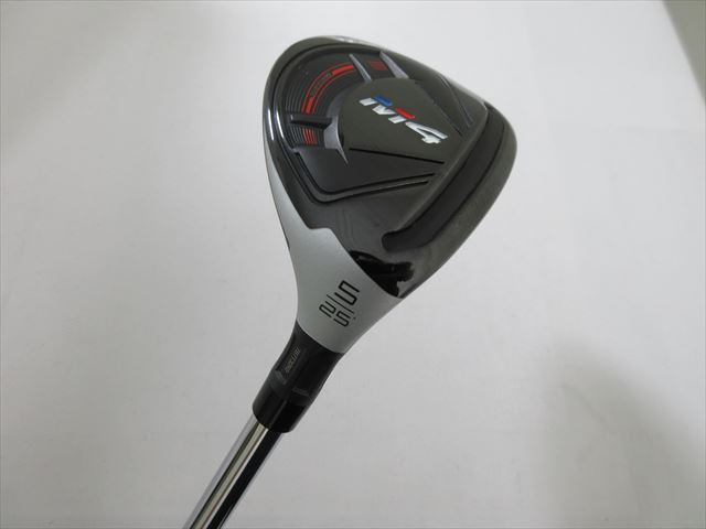 TaylorMade Hybrid M4 HY 25 Stiff RE-AX 90 STEEL JAPAN SPEC