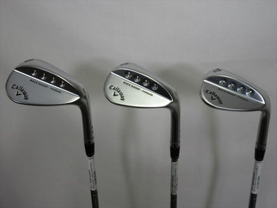 Callaway Wedge Open Box MACK DADDY FORGED(2019) 50&54&58 Dynamic Gold