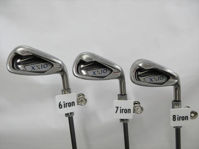 Dunlop Iron Set XXIO -2012 Flex-SR XXIO MP700(5 pieces)
