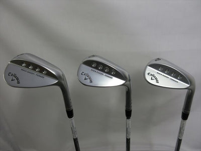 Callaway Wedge Open Box MACK DADDY FORGED(2019) 52&56&60 NS PRO 950GH