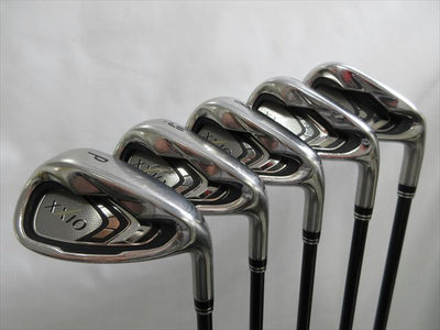 Dunlop Iron Set XXIO -2016 Flex-SR XXIO MP900 Black (5 pieces)