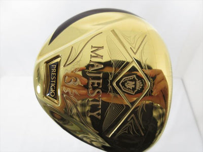 Maruman Fairway MAJESTY PRESTIGIO X 3W 15 Stiff MAJESTY LV730