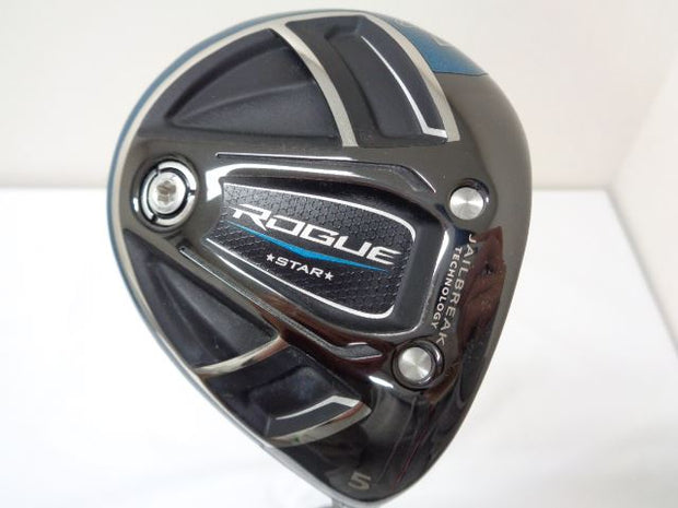 Callaway Fairway Wood ROGUE STAR(JP MODEL) 5W Speeder EVOLUTION IV FW 40