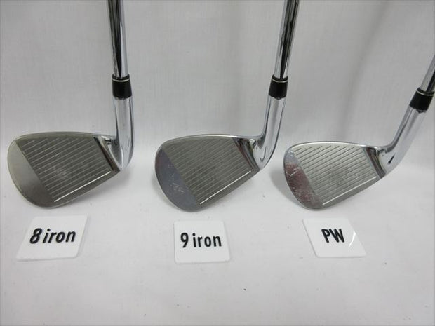 PRGR Iron Set iD nabla RS TITAN FACE Stiff NS PRO FOR PRGR 095 SS‡V M-43 S