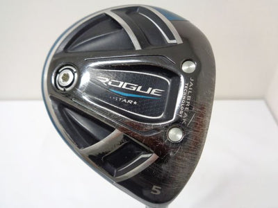 Callaway Fairway Wood ROGUE STAR(JP MODEL) 5W SpeederEVOLUTION forCW 50(fairway)