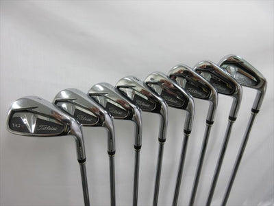 Titleist Iron Set Titleist VG3(2012) Stiff NS PRO 950GH