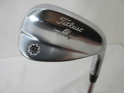 Titleist Wedge VOKEY SPIN MILLED SM7 52 degree Dynamic Gold