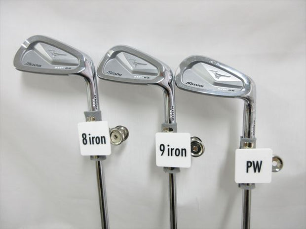 Mizuno Iron Set MP 66 Stiff Dynamic Gold