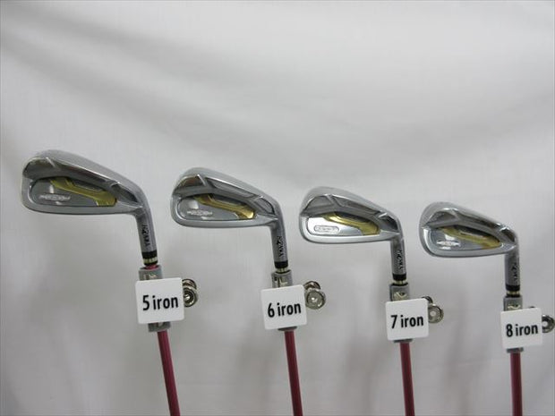 HONMA Iron Set BRAND NEW BERES -2019 Ladies 2Star ARMRQ 38(IR)