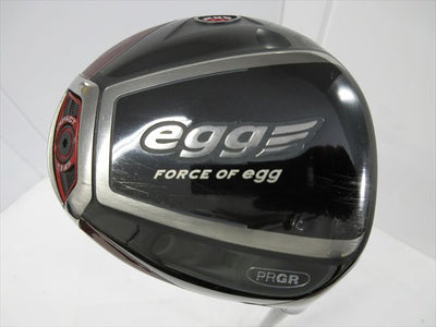 PRGR Driver egg impact(2017) 11.5 Regular egg Original Carbon