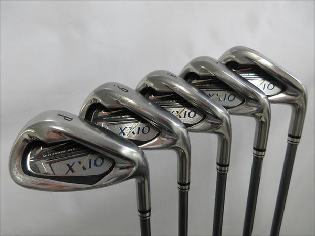 Dunlop Iron Set XXIO -2012 Stiff XXIO MP700(5 pieces)