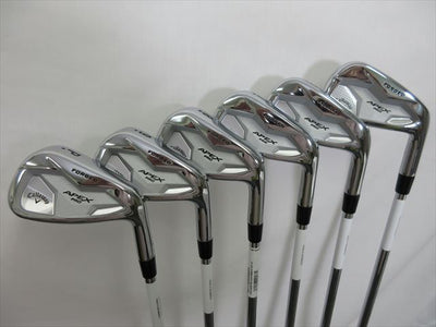 Callaway Iron Set Open Box APEX PRO(2019) Stiff NS PRO 950GH