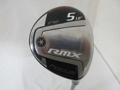 Yamaha Fairway RMX (2018) FOCUS 5W 18 Stiff Speeder EVOLUTION IV FW 70