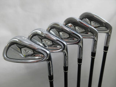 Mizuno Iron Set GX FORGED Flex-SR MFUSION i (5 pieces)