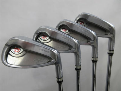 PRGR Iron Set egg PF(2017) Flex-SR Steel (4pieces)
