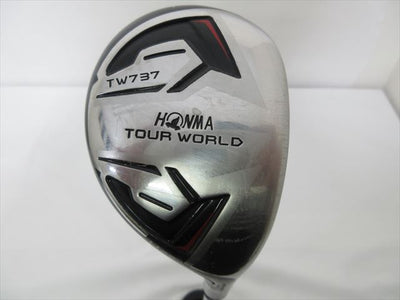HONMA Hybrid TOUR WORLD TW737 HY 22 Other VIZARD IN-U55