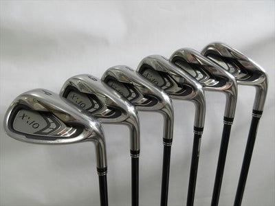 Dunlop Iron Set XXIO -2016 Stiff XXIO MP900 (6 pieces)
