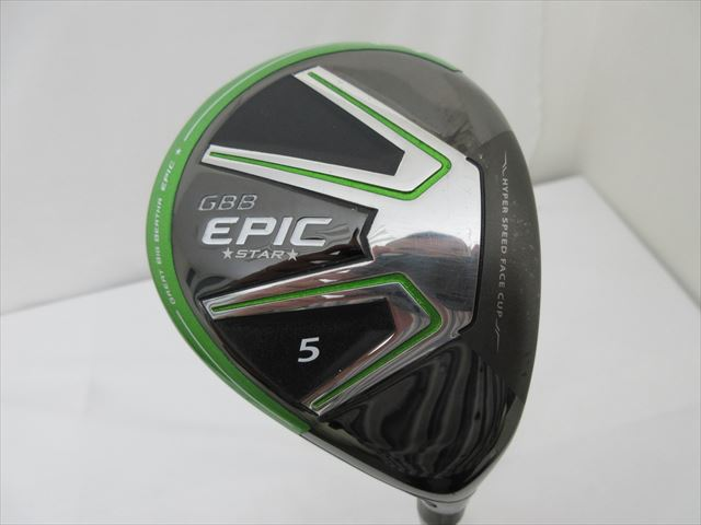 Callaway Fairway GBB EPIC STAR 5W 18 Flex-SR Speeder EVOLUTION for GBB