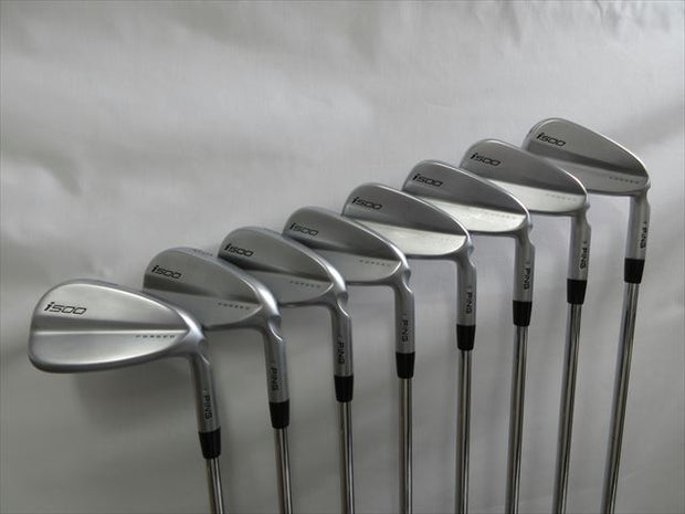 Ping Iron Set i500 Regular ZELOS6 POWER SPEC (dot color silver) (8 pieces)