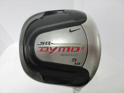Nike Fairway SasQuatch DYMO2 QUAD KEEL 5W 19 Regular SQ309F