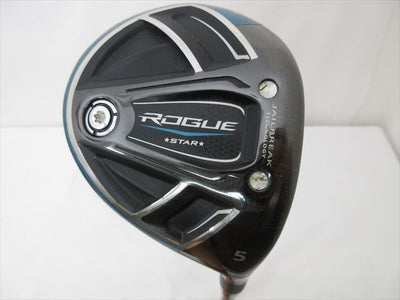 Callaway Fairway ROGUE STAR 5W 18 Flex-SR Speeder EVOLUTION for CW 50(fairway)