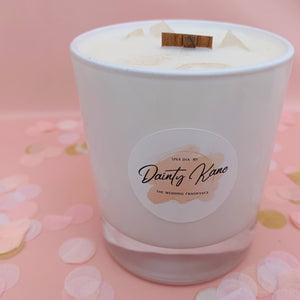 Dainty Kane | Wedding Candle | Wedding Gift | Engagement Gift
