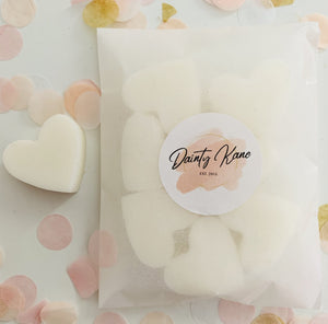 Home Collection | Heart Shaped Soy Wax Melts