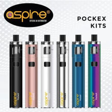 Load image into Gallery viewer, Aspire Pockex Aio Vape Kit - White - VAPE KIT