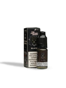 The Black Panther -  Nic Salt 10ml