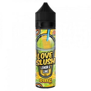Love Slush - 50ml - Lemon&lime - High VG Eliquid